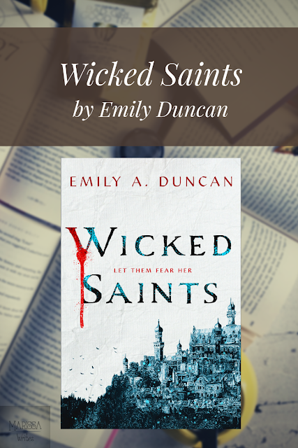 Find out more about Emily Duncan's newest book Wicked Saints