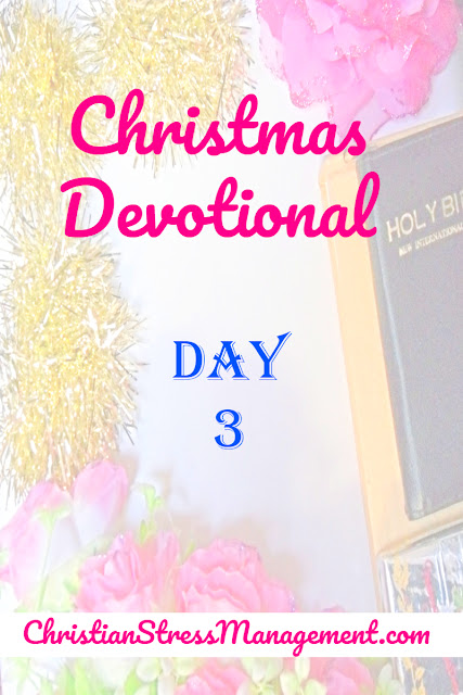 Christmas Devotional Day 3