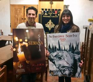 Horarios e Itinerarios Semana Santa Alcira (Valencia) 2017