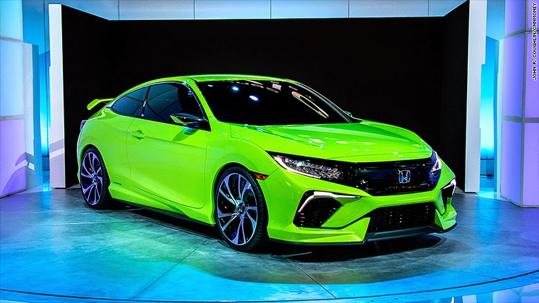 Review New Honda Civic 2017 2016 1 5 Liter Vtec Turbo Engine Strong Sporty And Cly Design