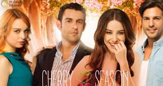 Cherry Season cast
