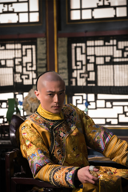 Wallace Huo Ruyi's Royal Love in the Palace Emperor Qianlong
