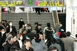 帰省ラッシュ!JR福井駅