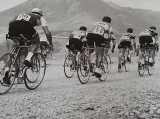 "Le Tour de France 1972 sur le ""gravel"""