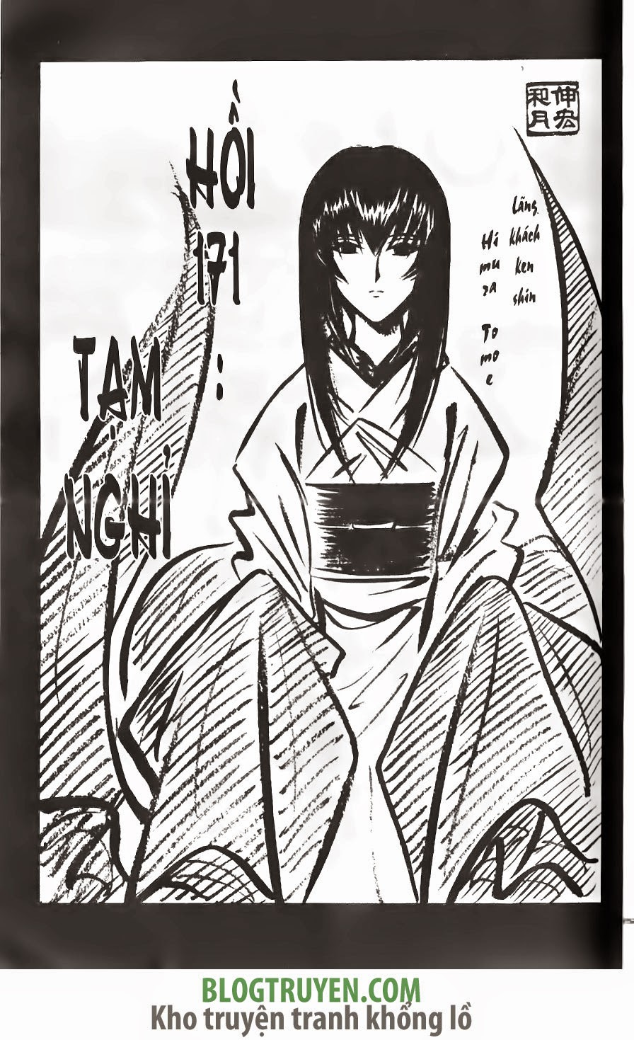 Rurouni Kenshin chap 171 trang 2