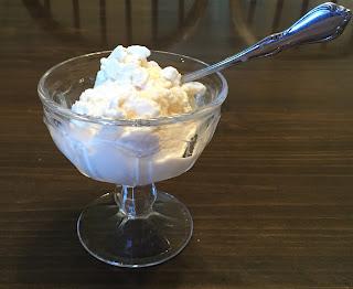 Making ice cream in a bag, STEM STEAM program, kitchen chemistry