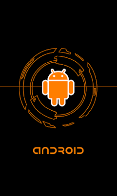Splashscreen Orange Android Lenovo A369I, splashscreen.ga