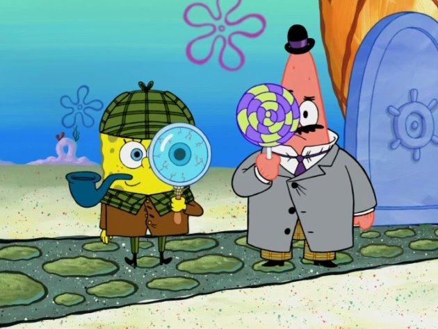 pilovato scelec life: Spongebob Squarepants Patrick Star!