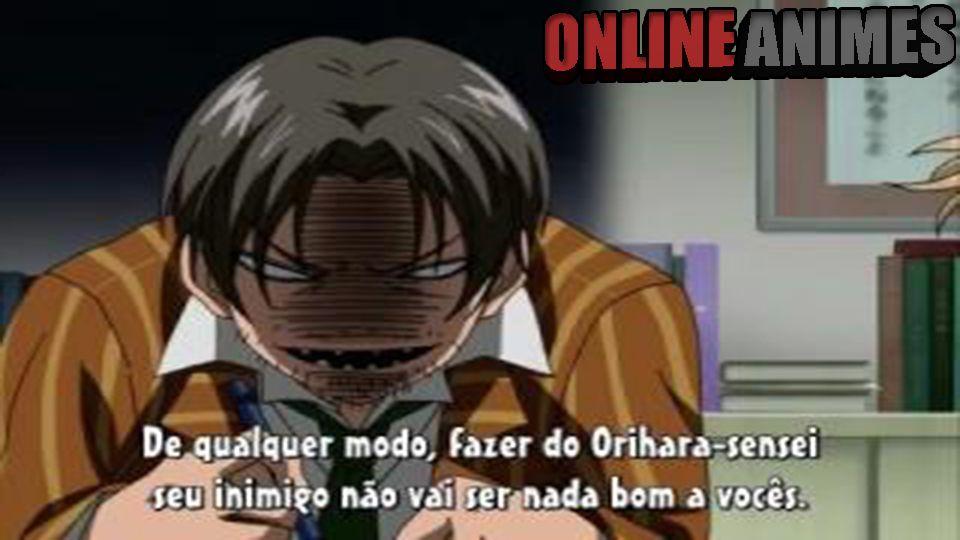 """008 """"Derrote O Exame Suplementar De Orihara Sensei: Vamos Descobrir O Passado De Ton-Chan-Sensei!"""""""