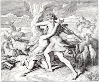 Cain kills Abel. Genesis 4: 8.
