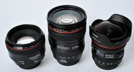 Harga lensa canon