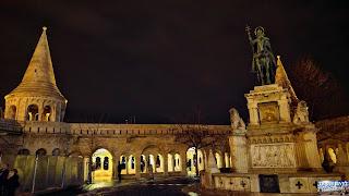 Hongrie Budapest Le Bastion des Pêcheurs