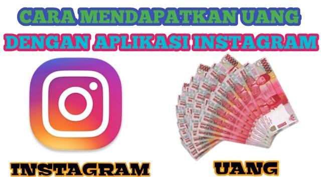 Cara Menghasilkan Uang Di Instagram dengan mudah