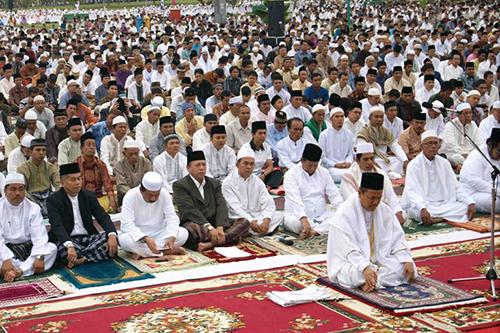 Bacaan Niat Dan Tata Cara  Lafadz Takbir Sholat Idul Idul Adha Lengkap