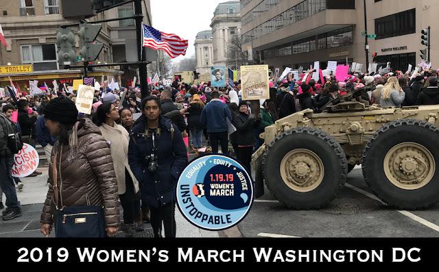 2019 Women's March on Washington DC 1.19.19