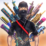 Mini Shooters: Battleground Shooting Game Unlimited (Coins - Diamonds) MOD APK