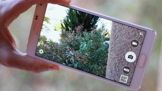 Kamera Terbaik Samsung Galaxy Note 4 2016