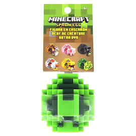 Minecraft Spawn Eggs Slime Cube Mini Figure