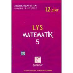 Karekök 12.Sınıf LYS Matematik-5 Kitabı
