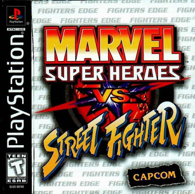descargar marvel super heroes vs street fighter psx mega