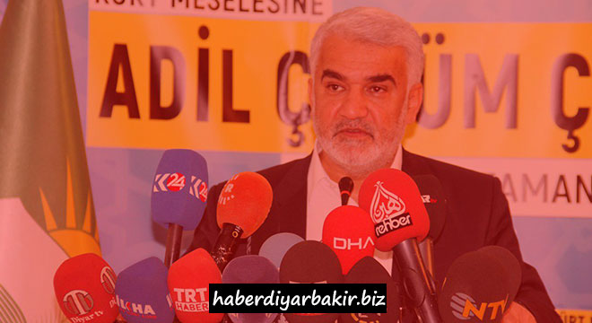 We are ready for the election: HUDA PAR President Yapıcıoğlu