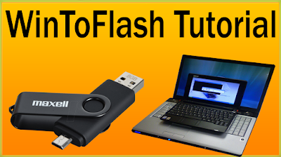 How To Use WinToFlash Tutorial-How To Create Bootable USB Using WinToFlash