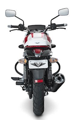 Bajaj V 15 rear look image