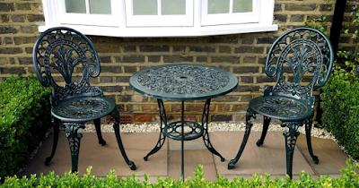 โต๊ะนั่งเล่นในสวน 7