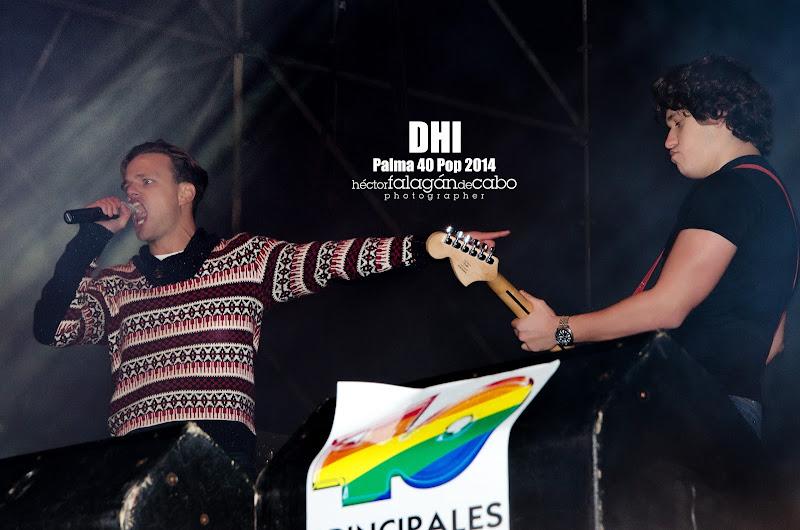 DHI en el Palma 40 Pop 2014. Héctor Falagán De Cabo | hfilms & photography.