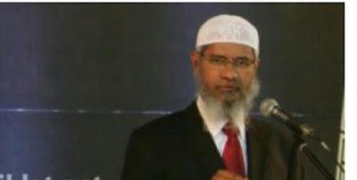 Malaysia Tolak Permintaan India Untuk Deportasi Zakir Naik