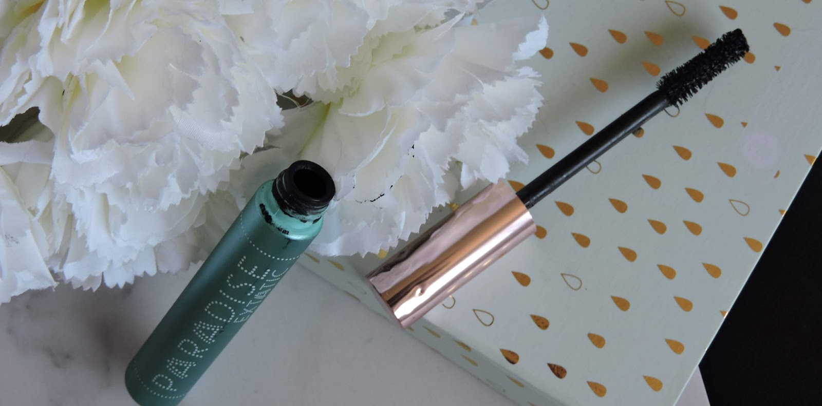 mascara paradise extatic voluminous black waterproof l'oréal paris