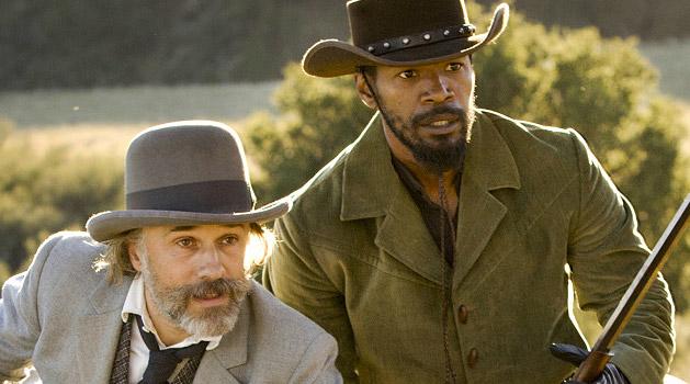 Django sin cadenas Tarantino