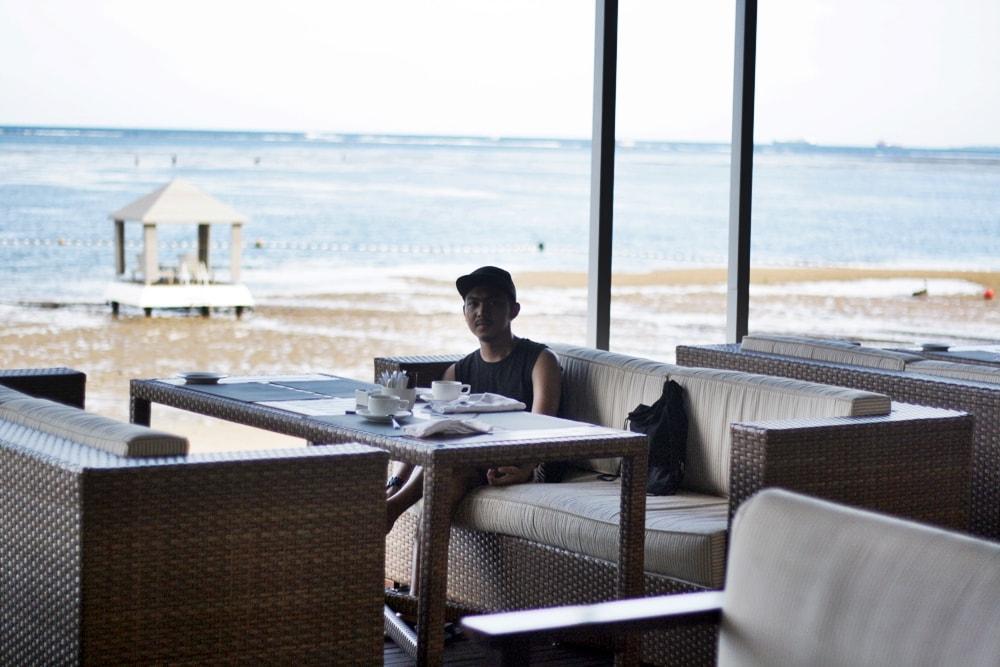PREMIUM DELUXE ROOM AT PURI SANTRIAN HOTEL SANUR