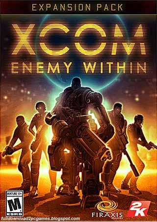 XCOM Enemy Within Free Download PC Game