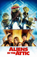 Aliens in the Attic (2009) Full Movie [English-DD5.1] 720p BluRay ESubs Download