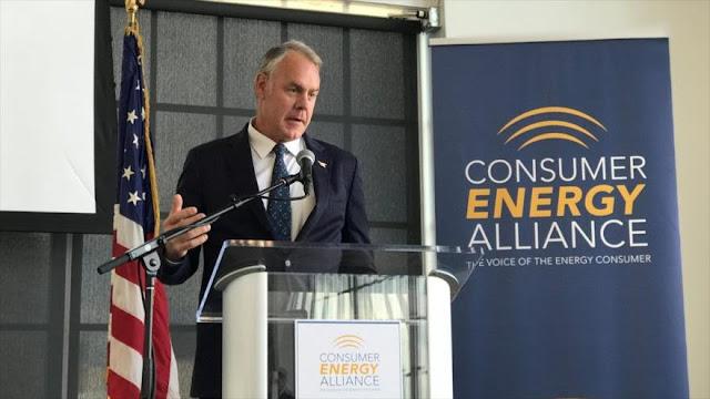 EEUU: Buscamos expulsar a Irán y Rusia del mercado energético