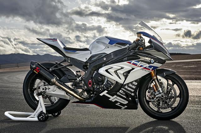 Spesifikasi BMW HP4, motor yang diklaim lebih cepat daripada Kawasaki H2