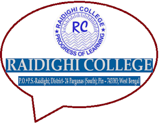 Raidighi College, 24 Parganas (South), Diamond Harbour – 743383, West Bengal