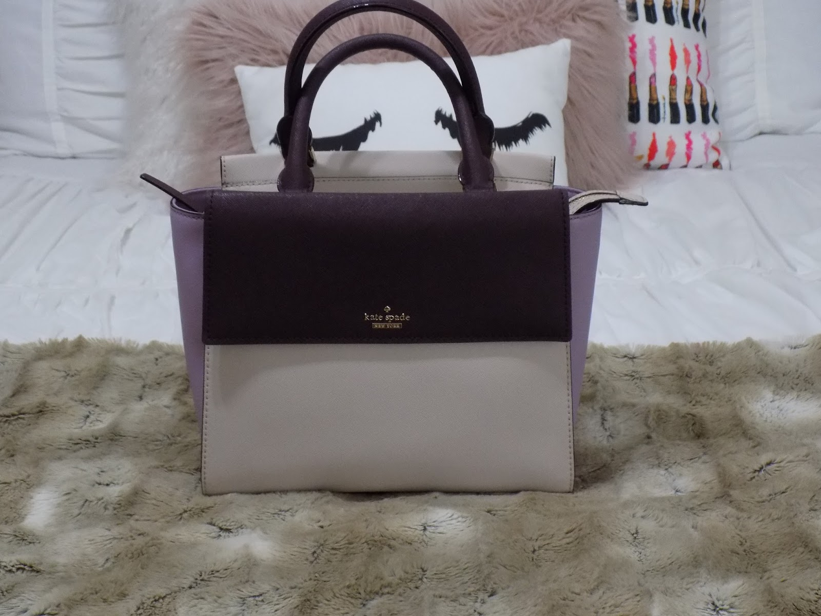 The Cameron Street Blakely Is A Typical Kate Spade Bag With Bit Of An Edge It S On Smaller Side Medium Has Great Structure Sy Handles