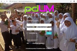 Cara Upload Data Siswa ke Web PDUM