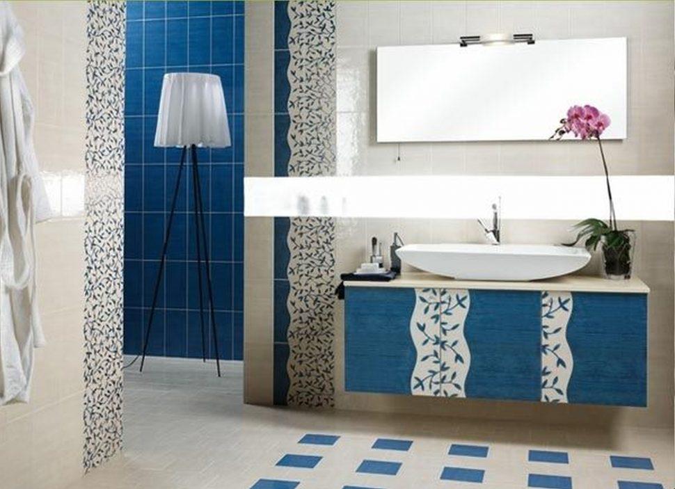 Modern blue bathroom catalog: decor, ideas, tiles ...
