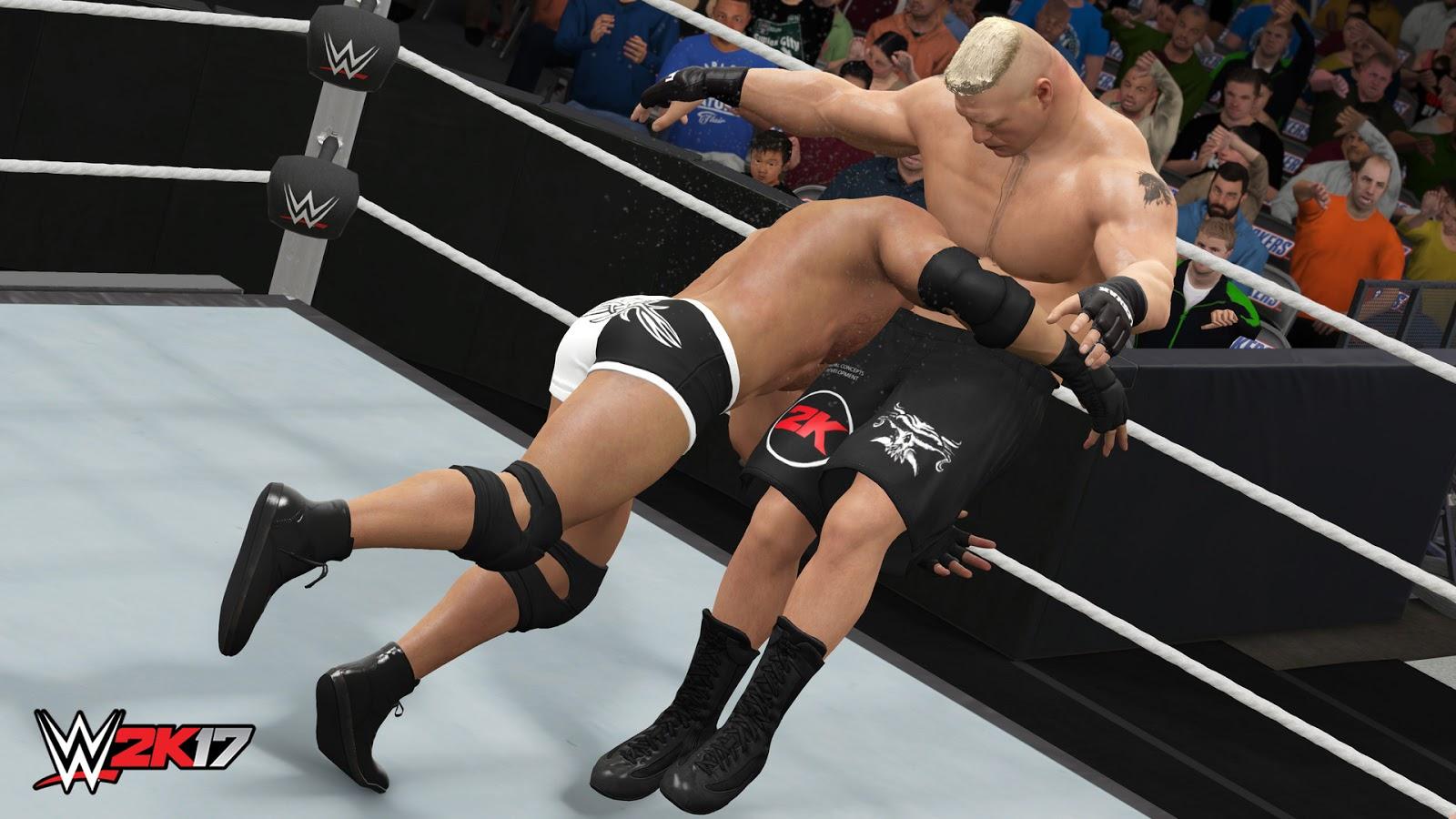 WWE 2K17 ESPAÑOL PC Descargar Full (CODEX) + REPACK 10 DVD5 (JPW) 9