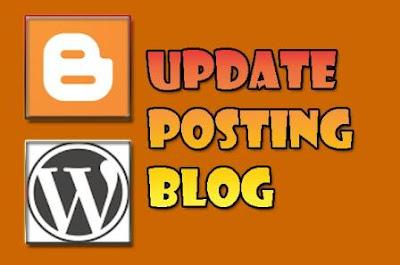 Berapa Hari Sekali Idealnya Update Posting Artikel Blog?