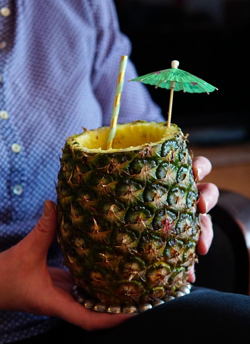 tiki-juhlat, luau, dark & stormy, cocktail, drinkki, havaiji-juhlat