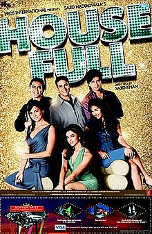 Housefull is Akshay Kumar (Akki) 10th Highest Grossing film of his career, Co-Actress Deepika Padukone