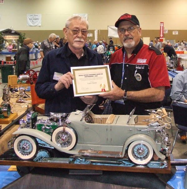 The Year In Cars 2015 S Greatest Automotive Achievements: Just A Car Guy: Joe Martin Foundation's Metalworking