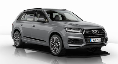 2017 Audi Q5 Luxury SUV wallpaper 6