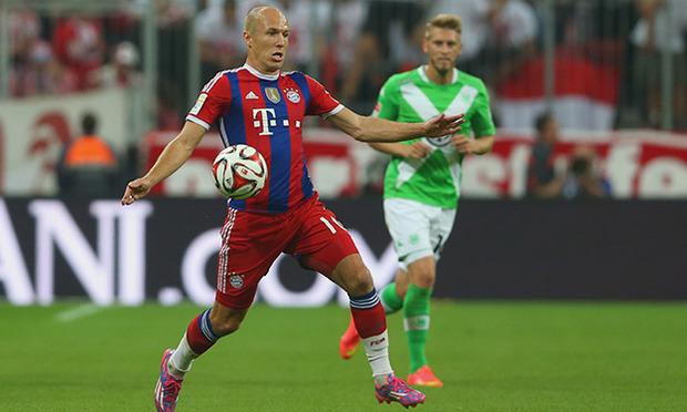 Bayern Munchen vs VFL Wolfsburg