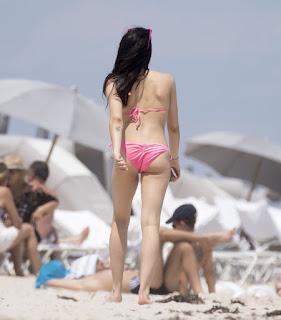 Lourdes Maria Ciccone Leon in bikini