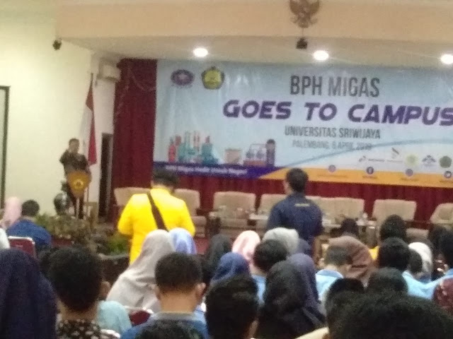 BPH Gelar Goes to Campus